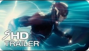 "Video: The Flash (2018) - Ezra Miller Teaser Trailer – ""Time"""
